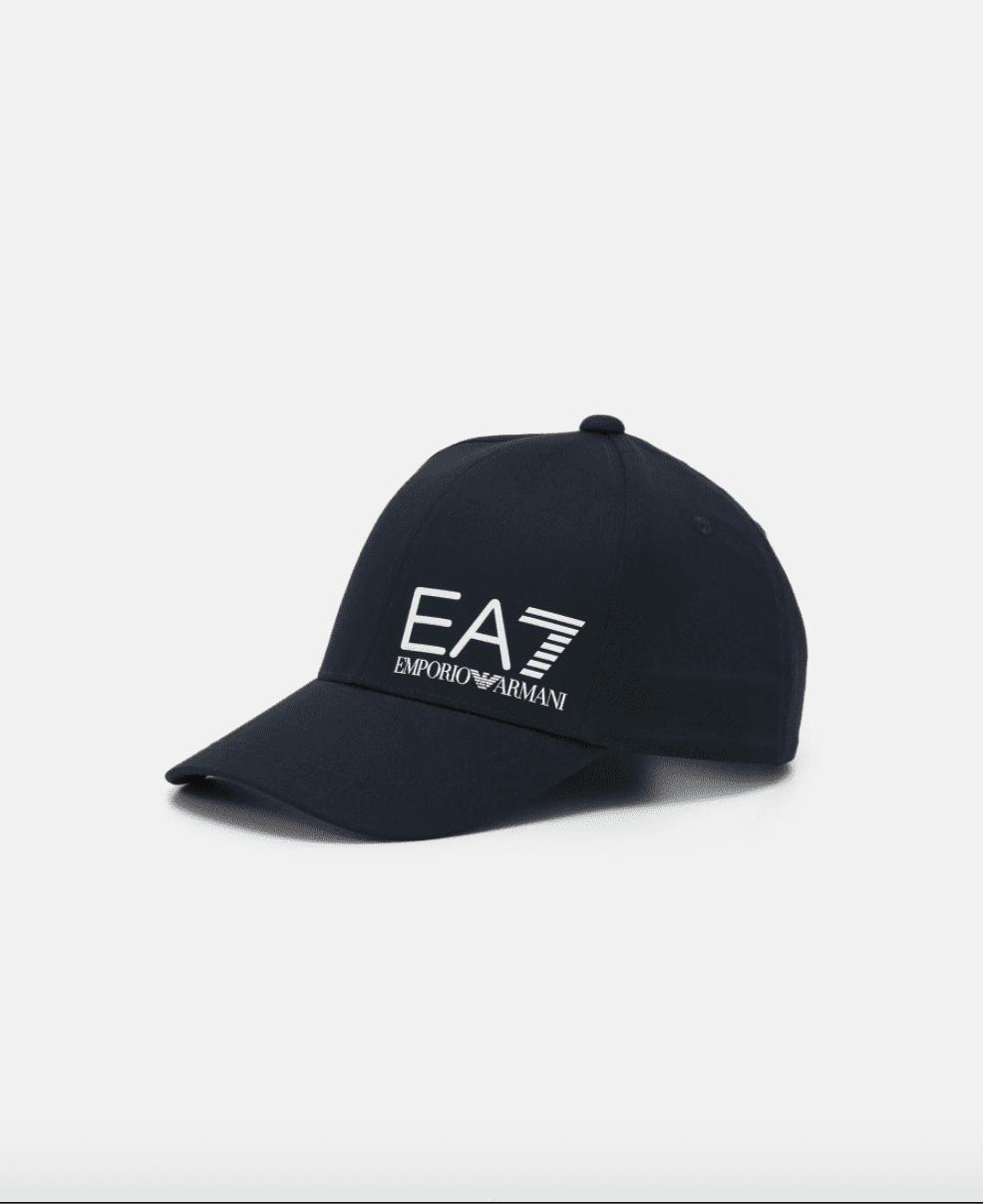 Armani EA7 Cap Donkerblauw