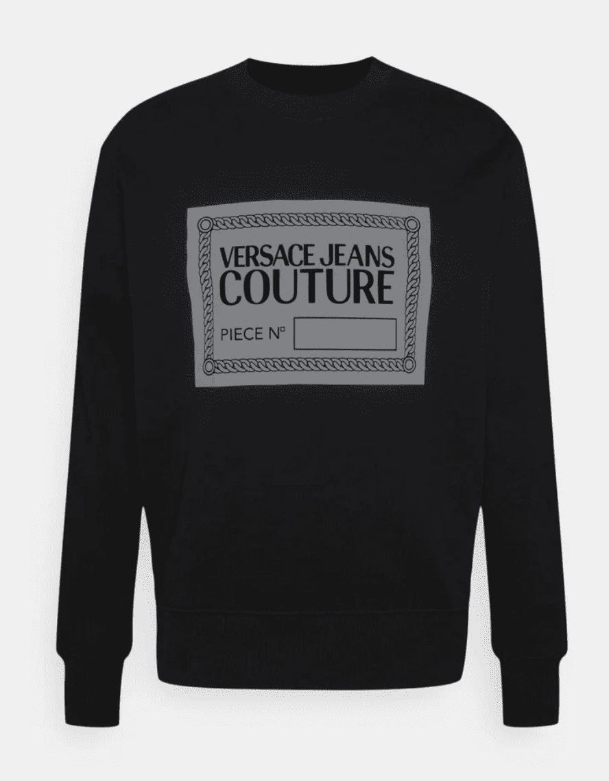 Versace Jeans Couture Sweater Black