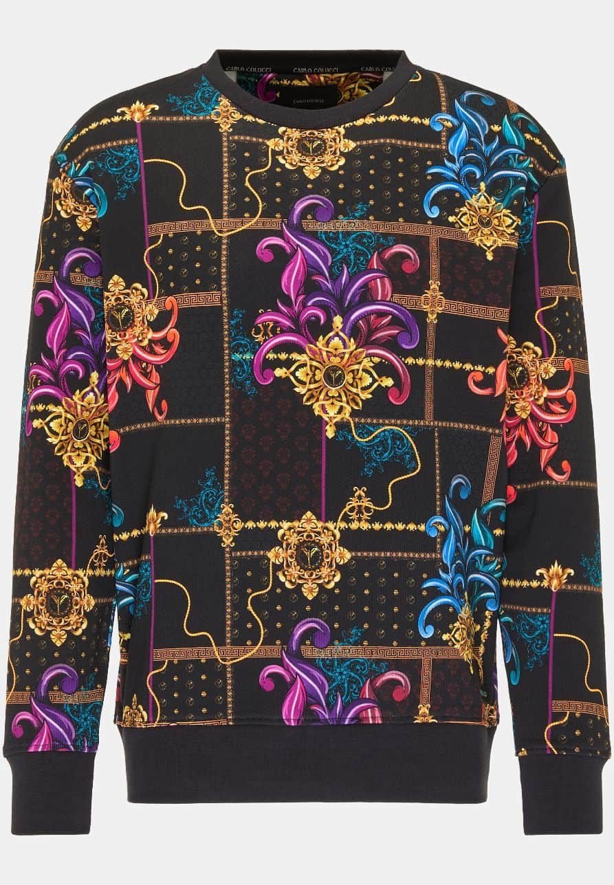 Carlo Colucci Sweater Black