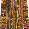Carlo Colucci Sweater C9913 Orange