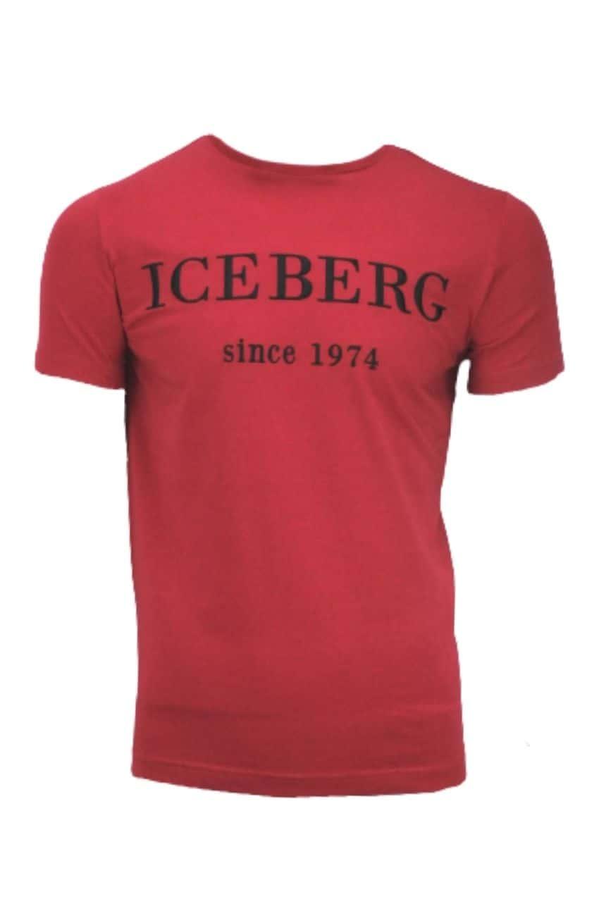 Iceberg 5D T-Shirt Jersey Red