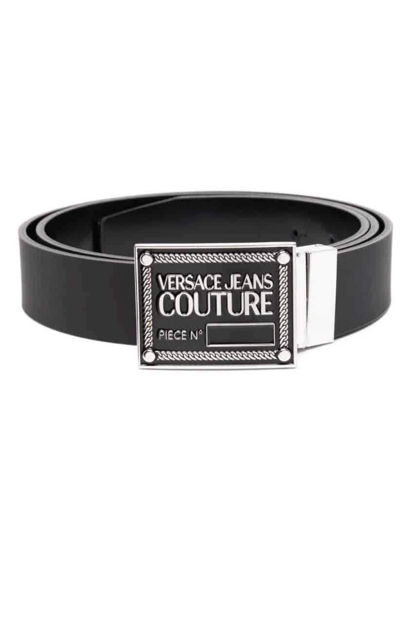 Versace Jeans Couture Riem Black/Silver