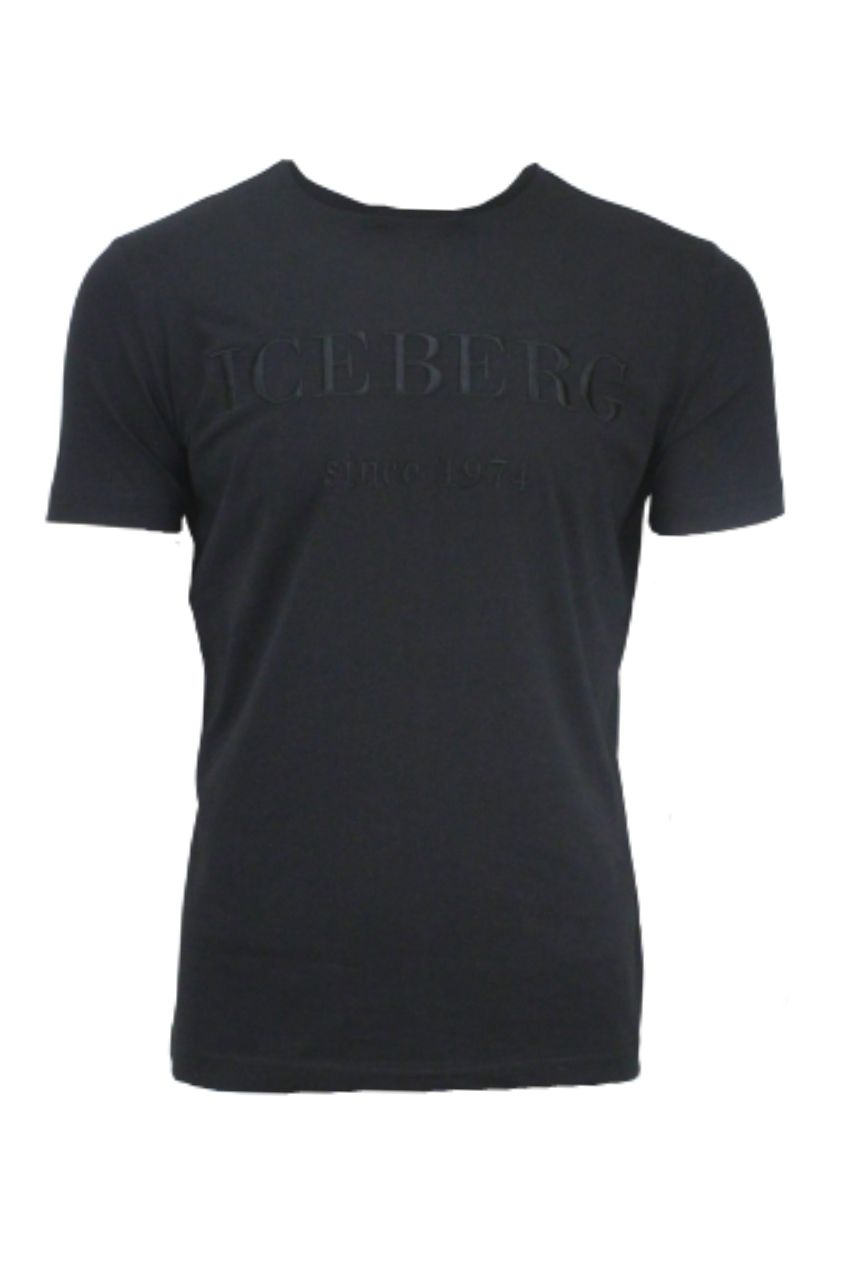Iceberg 5D T-Shirt Jersey Logo Black