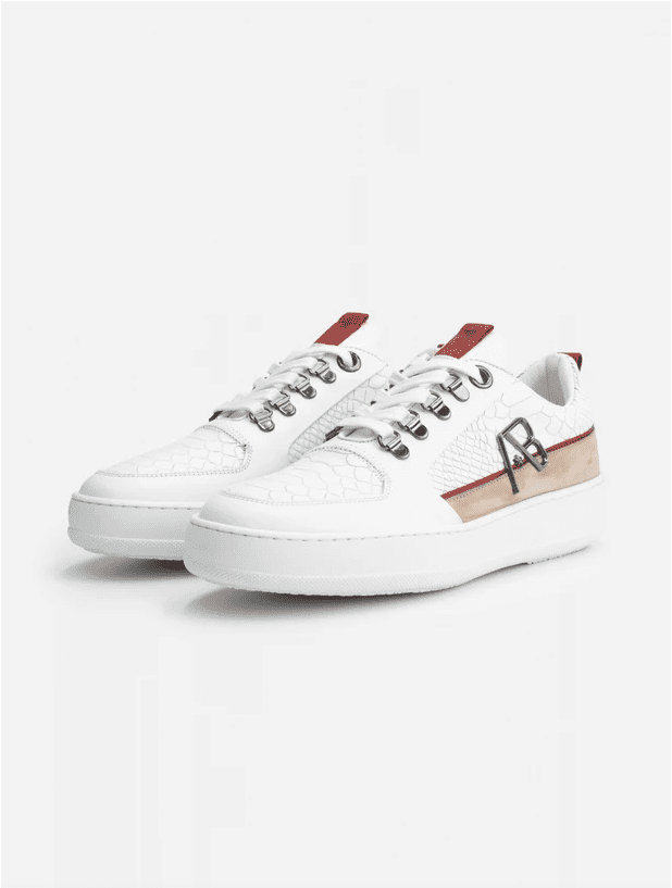 AB Lifestyle Sneakers Beige