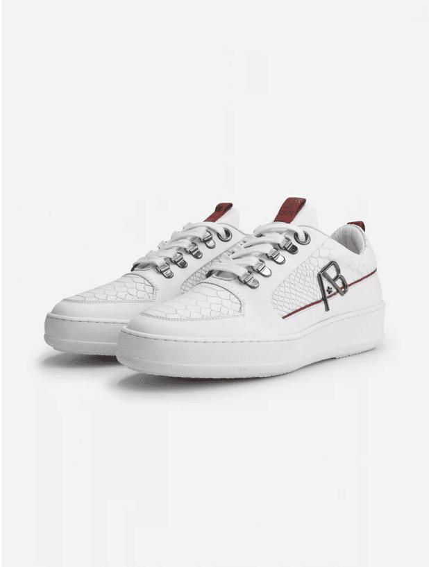 AB Lifestyle Sneakers White