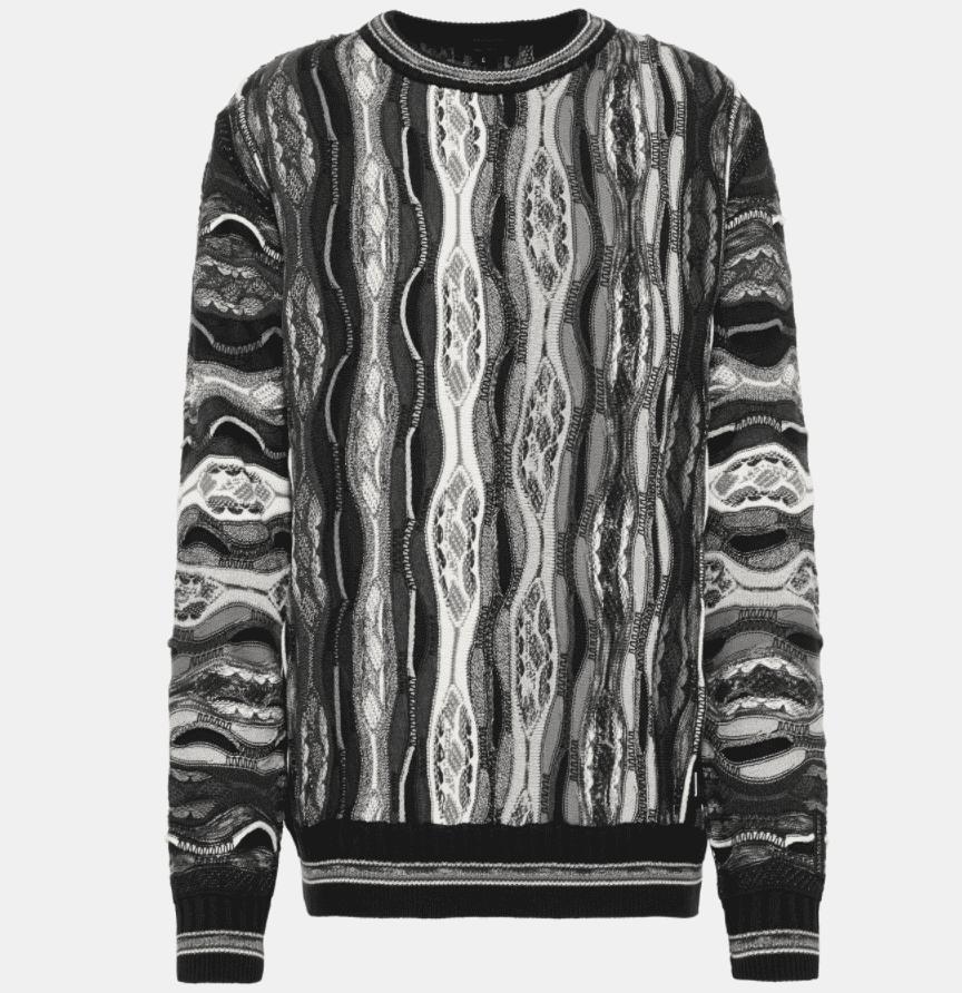 Carlo Colucci Sweater C9006 Black