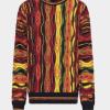 Carlo Colucci Sweater C9006 Red