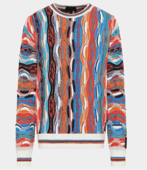 Carlo Colucci Sweater C9006 Blue