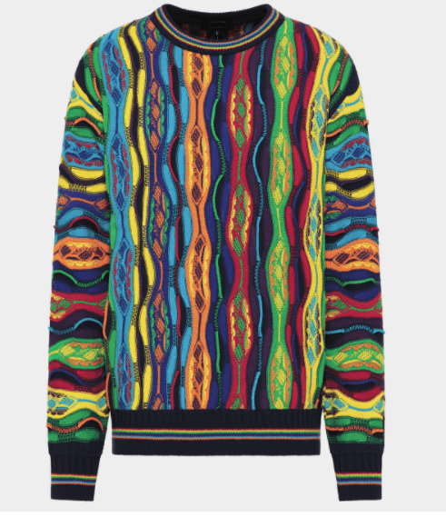 Carlo Colucci Sweater C9006 Green