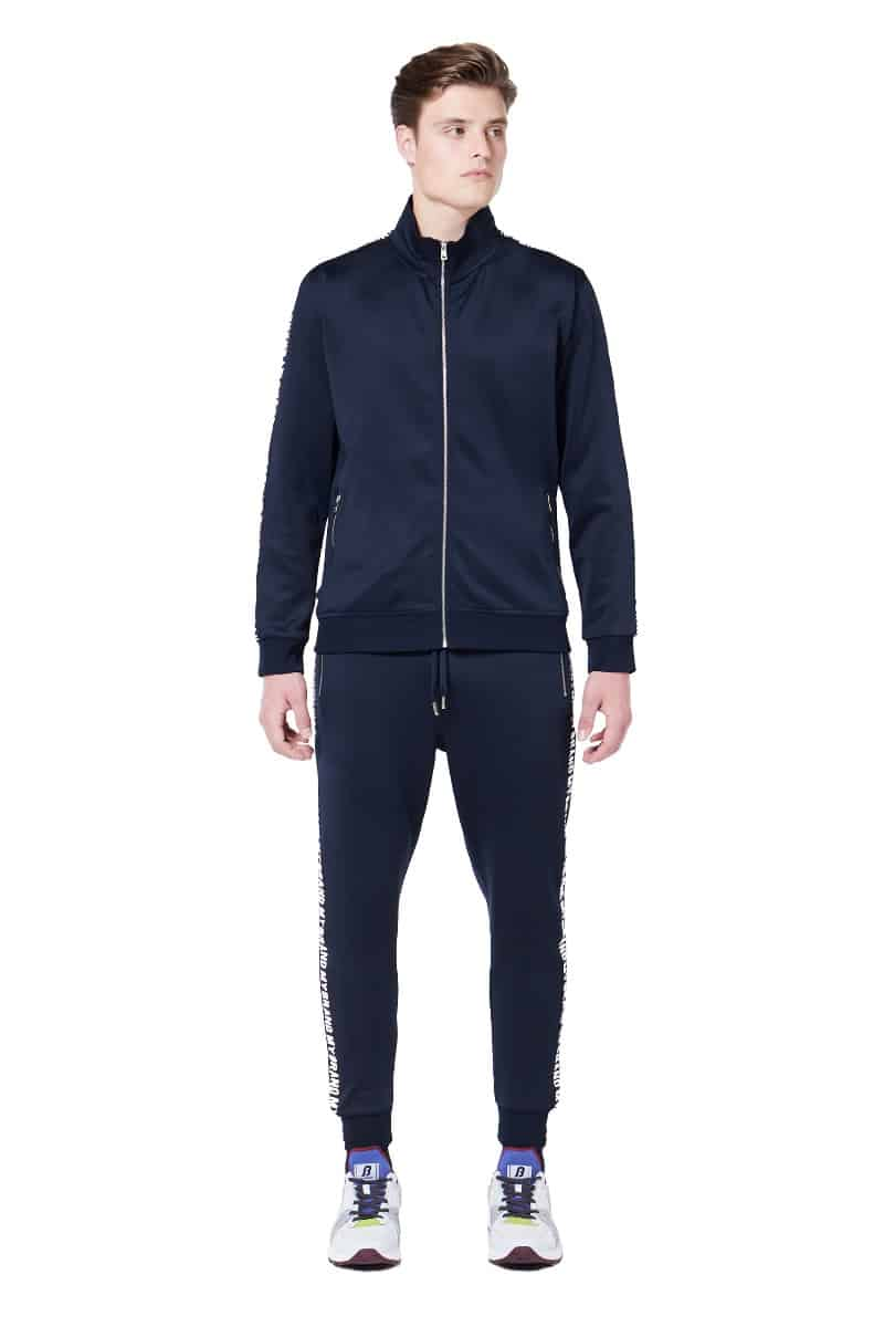 My Brand Tape Tracksuit Blue/White