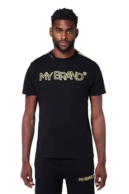 My Brand Inconstant 2 T-Shirt Jet Black