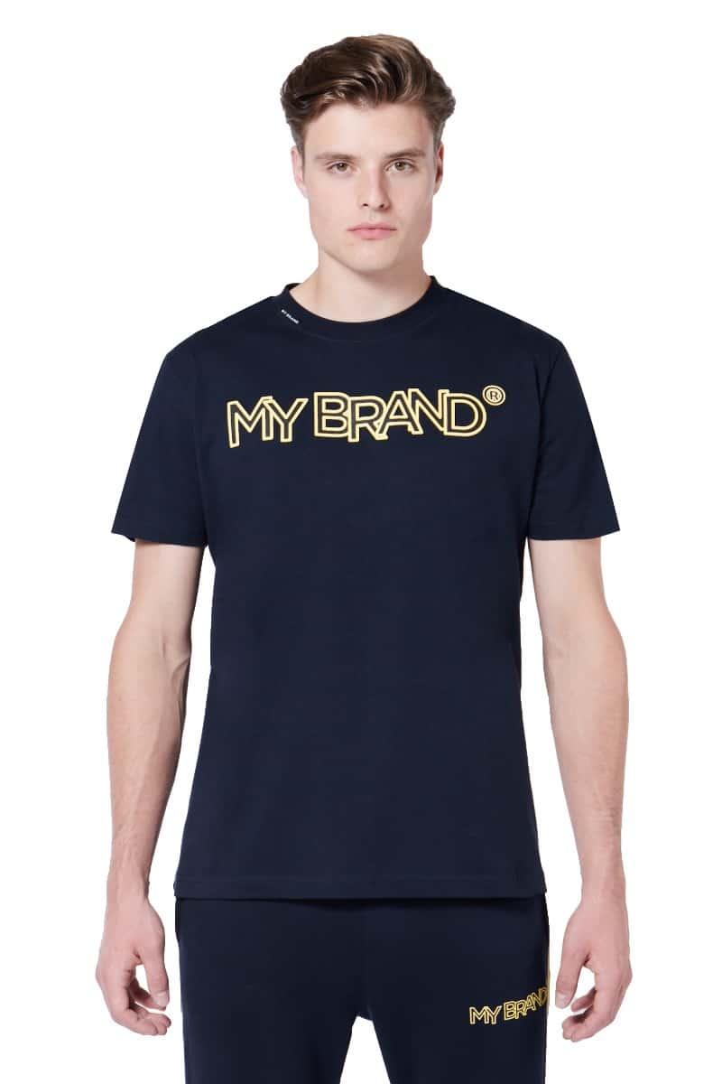 My Brand Inconstant 2 T-shirt Navy