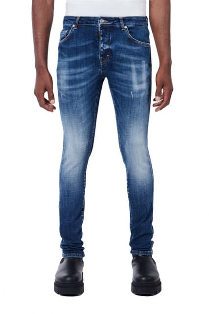 My Brand Base Washed Denim Jeans