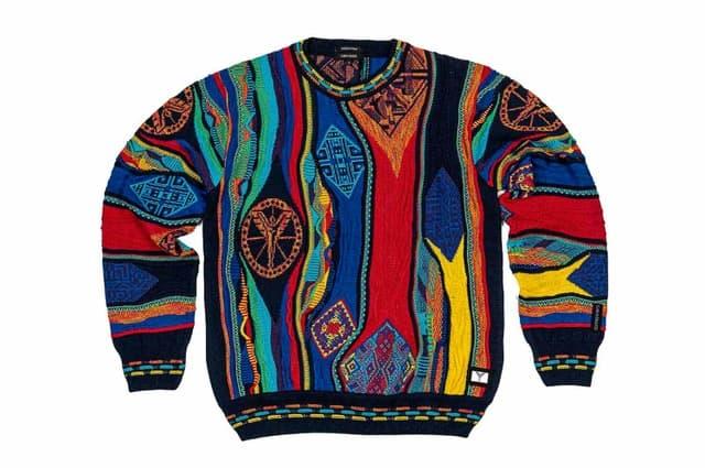 Carlo Colucci Sweater C9911 Red