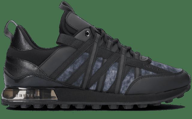 Cruyff Lage Sneakers Fearia zwart