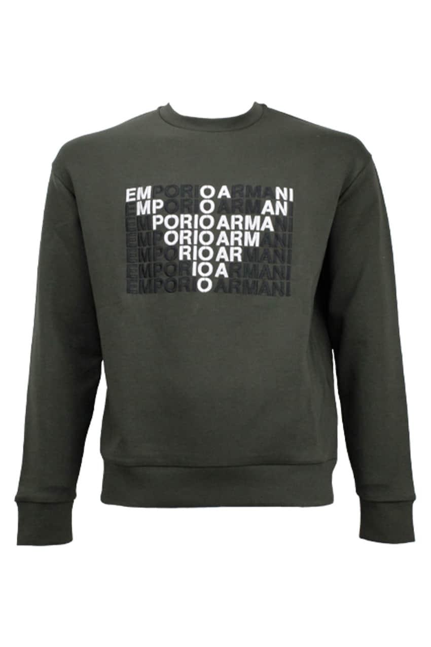 Emporio Armani Sweater Green
