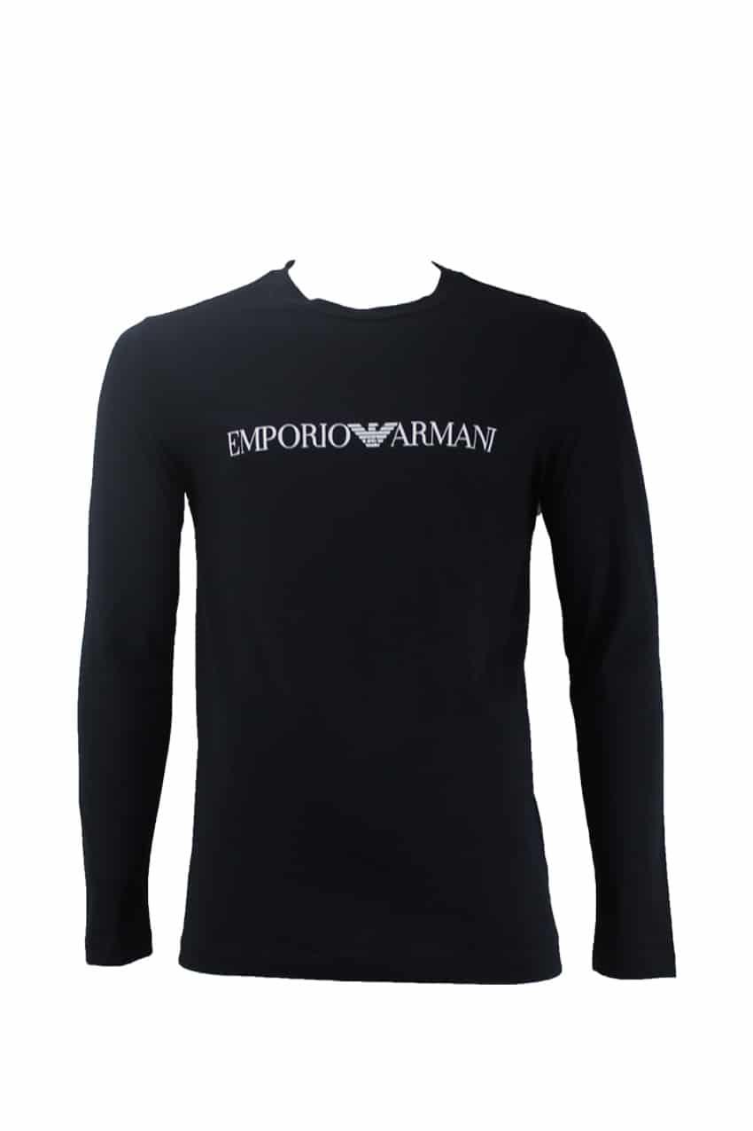EA7 Emporio Armani Shirt Blue Navy