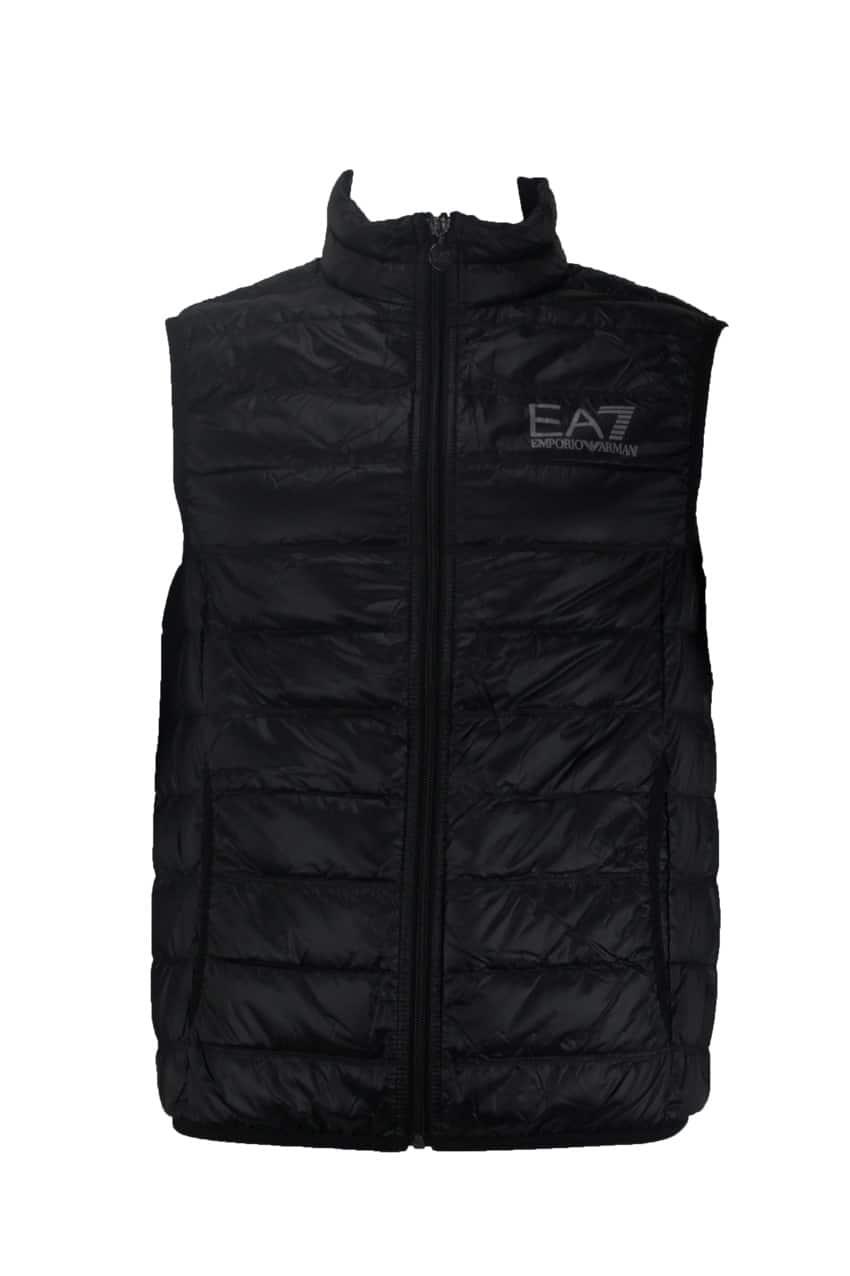 EA7 Emporio Armani Bodywarmer Black
