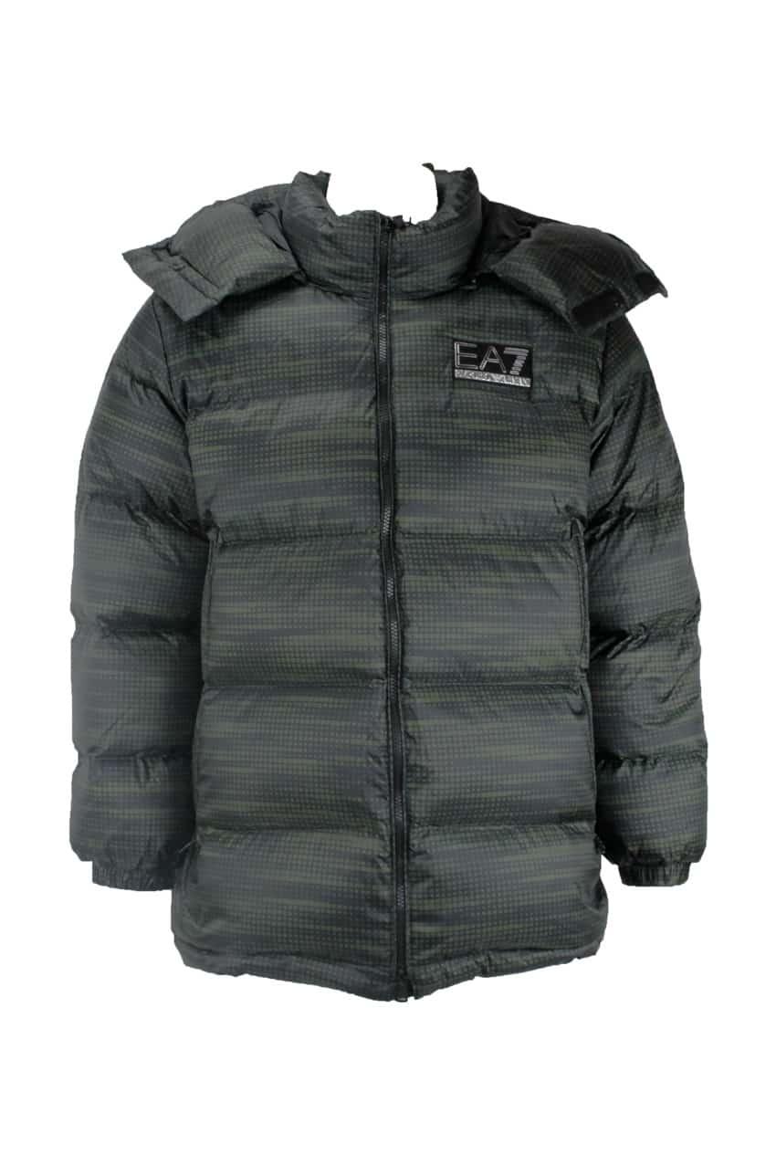 EA7 Emporio Armani Jacket Fancy Green