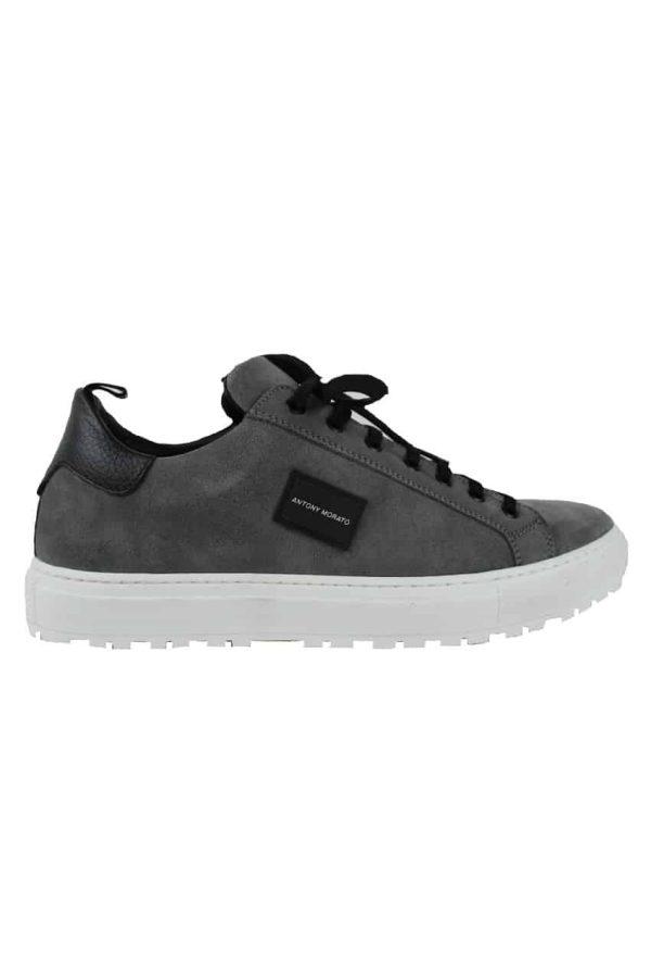Anthony Morato Sneakers London Gray