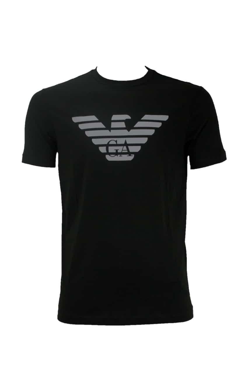 Emporio Armani T-Shirt Donkerblauw